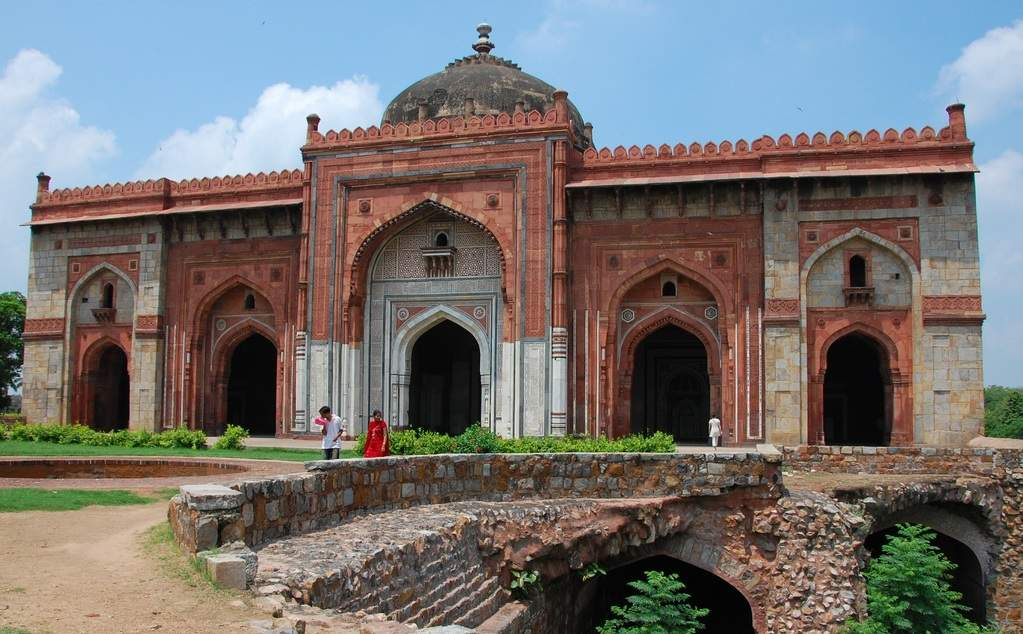 Old Fort (Purana Qila)