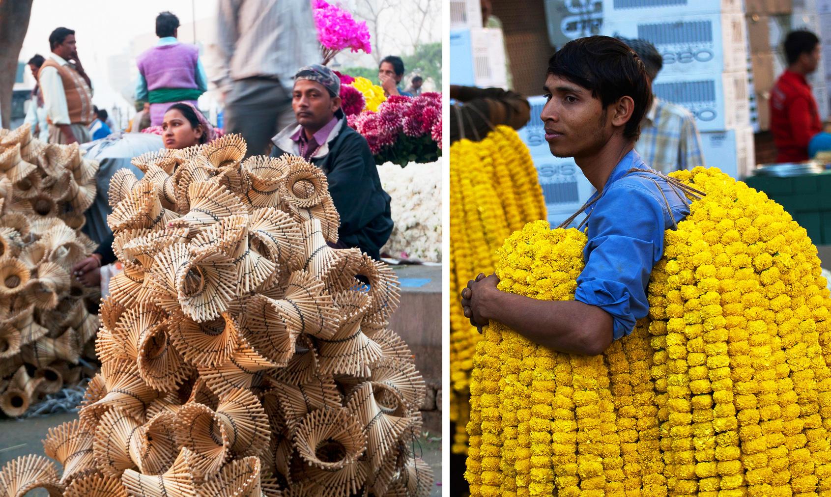 Hanuman Mandir Bangles Market