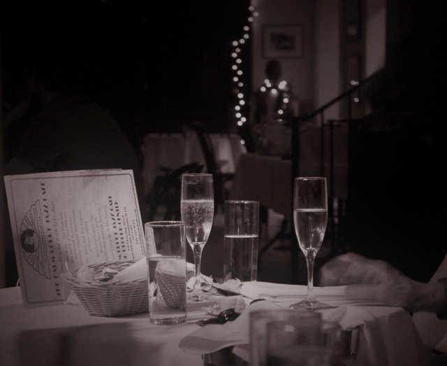 The Palm Court Jazz Cafe