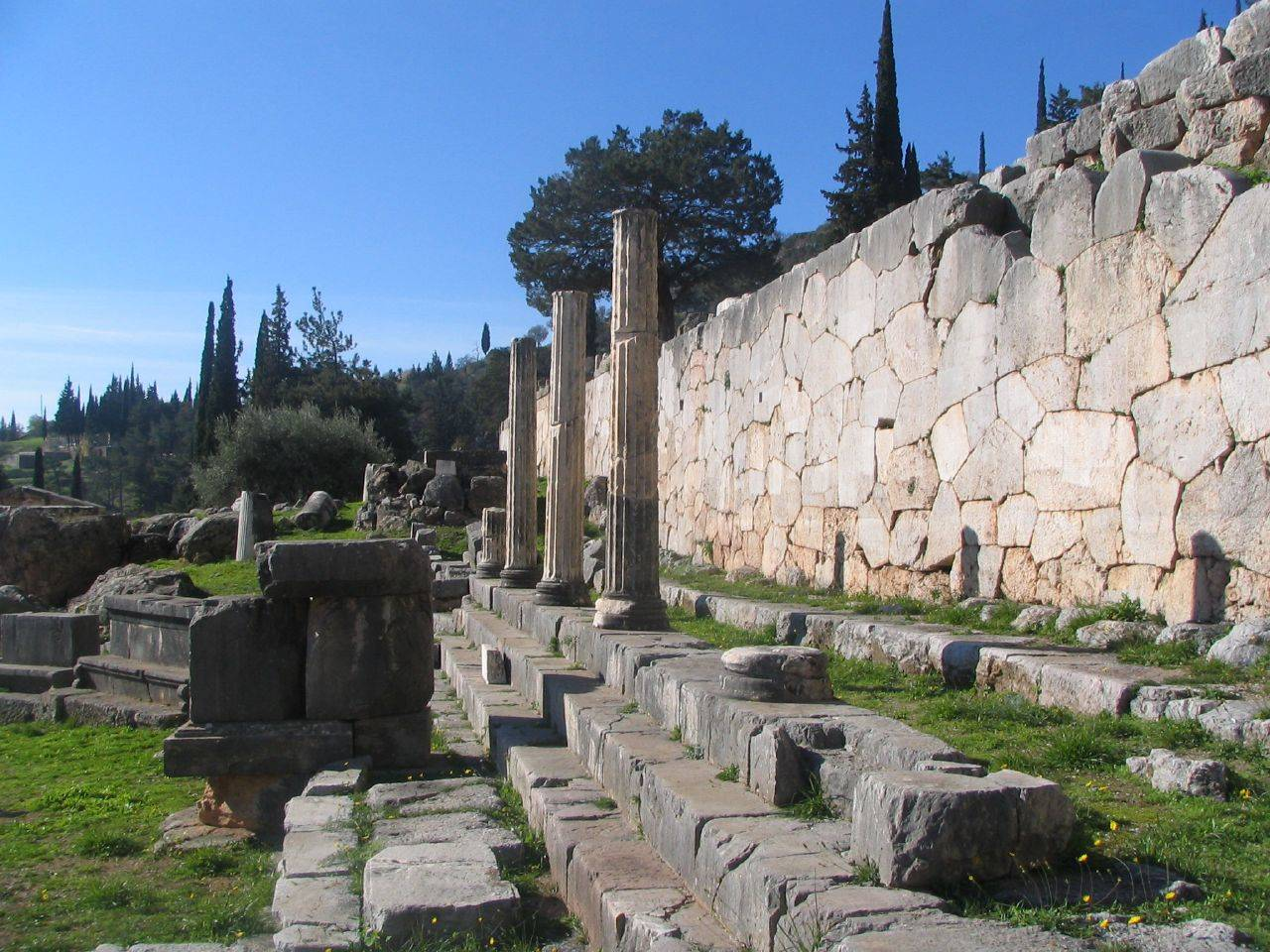 Day trip to Ancient Delphi