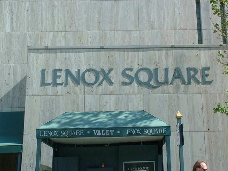Lenox Square and Phipps Plaza