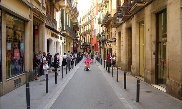 Calle Avinyó