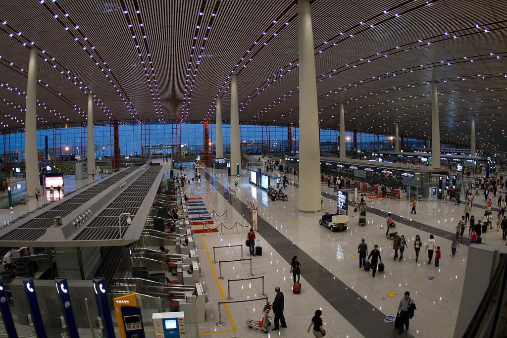 Beijing Capital International Airport 北京首都国际机场