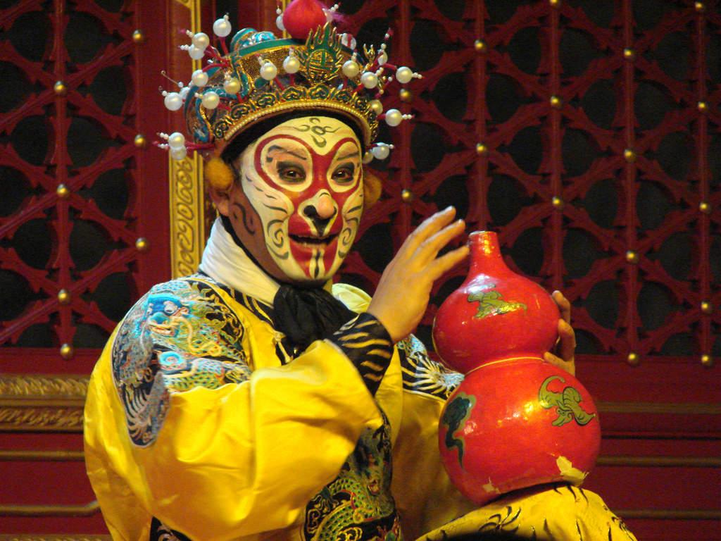Lao She Teahouse