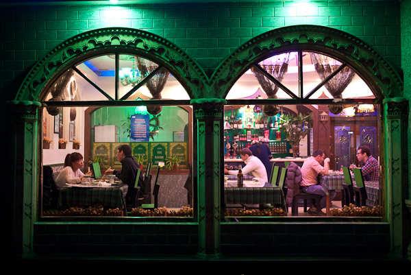 Crescent Moon Muslim Restaurant