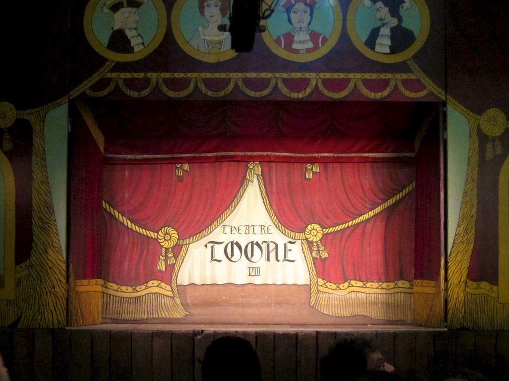 Theatre Royal de Toone