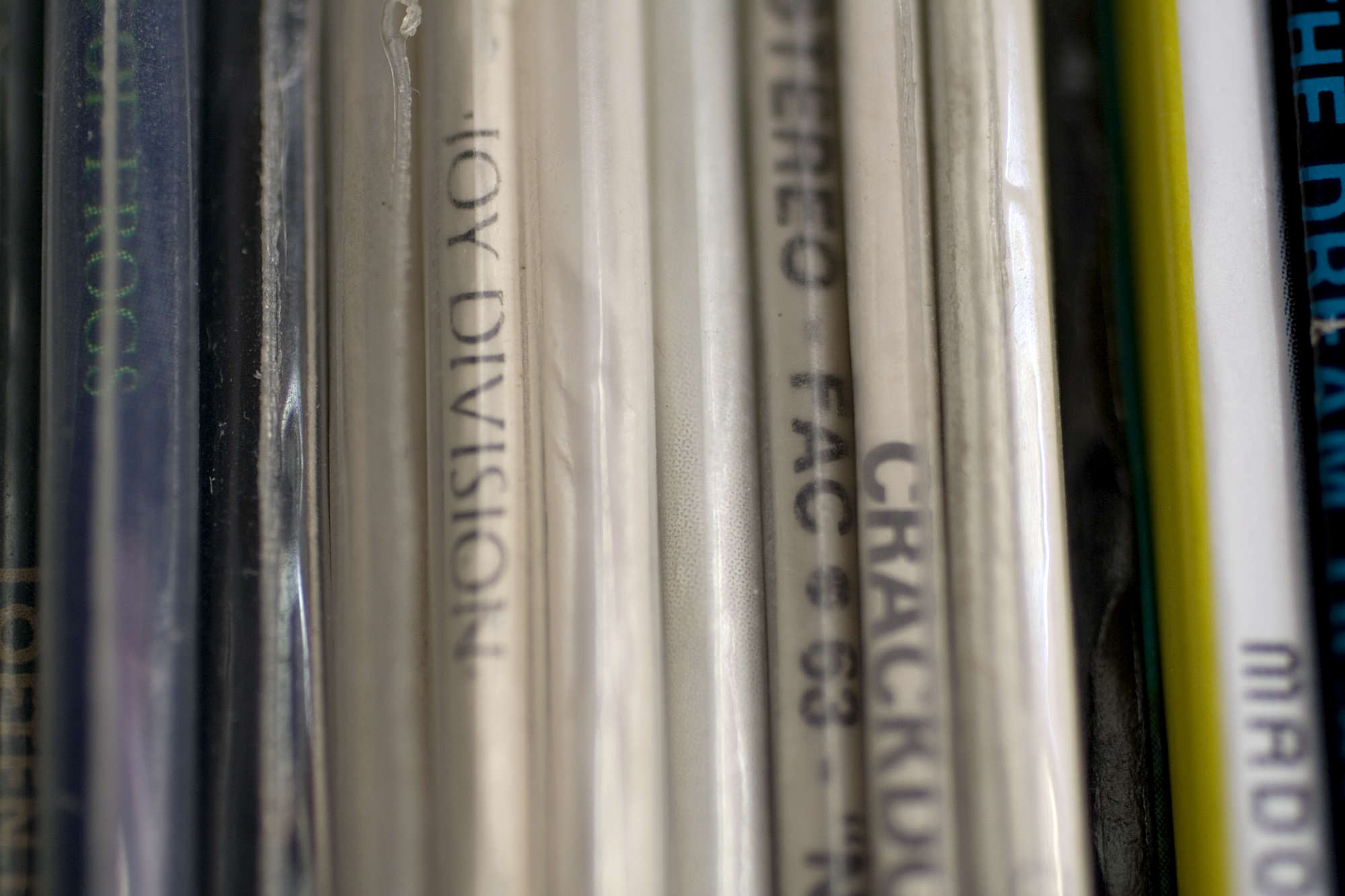 Vinyl Villains