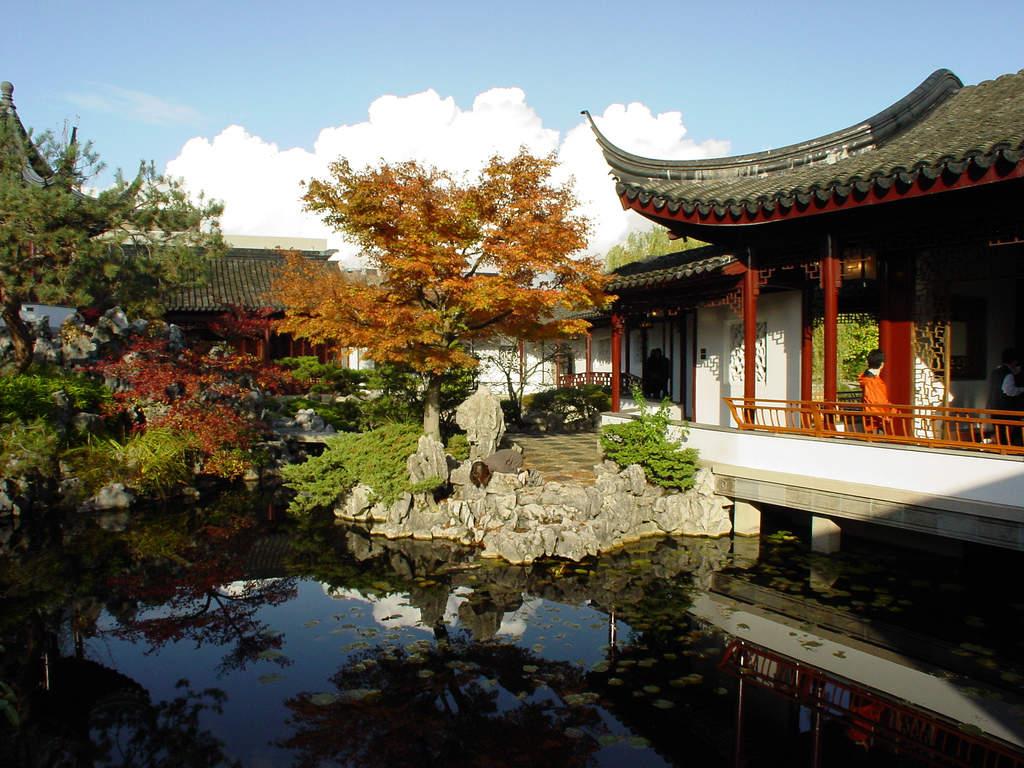 Dr Sun Yat-Sen's Classical Chinese Garden