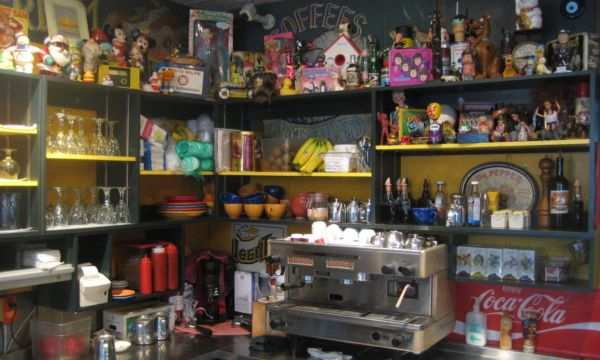Sophie's Cosmic Cafe