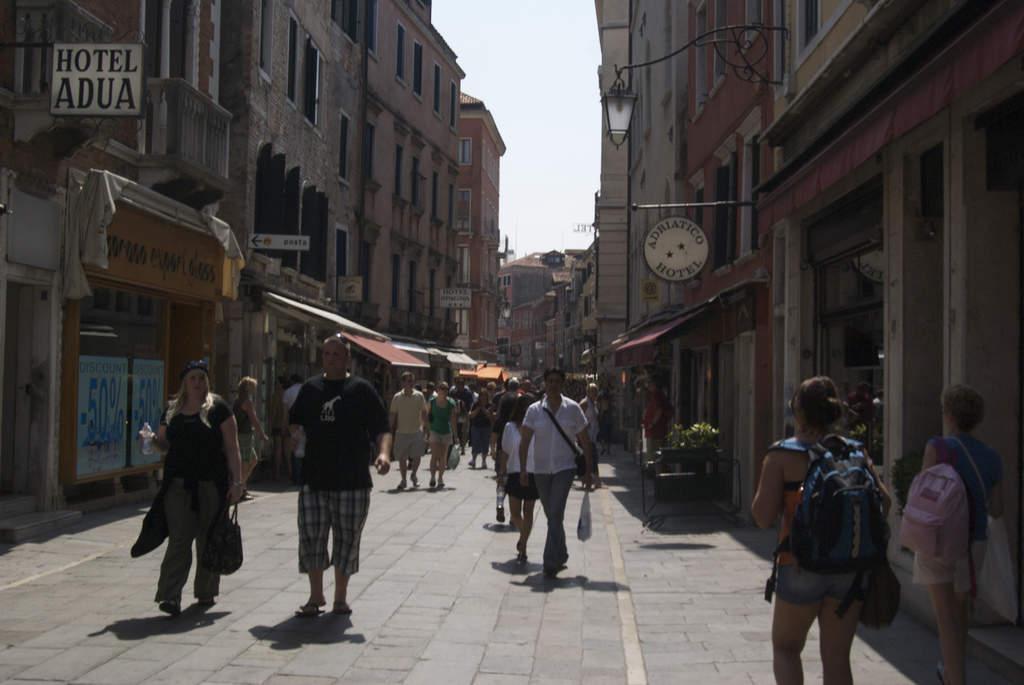 Venice's street address system