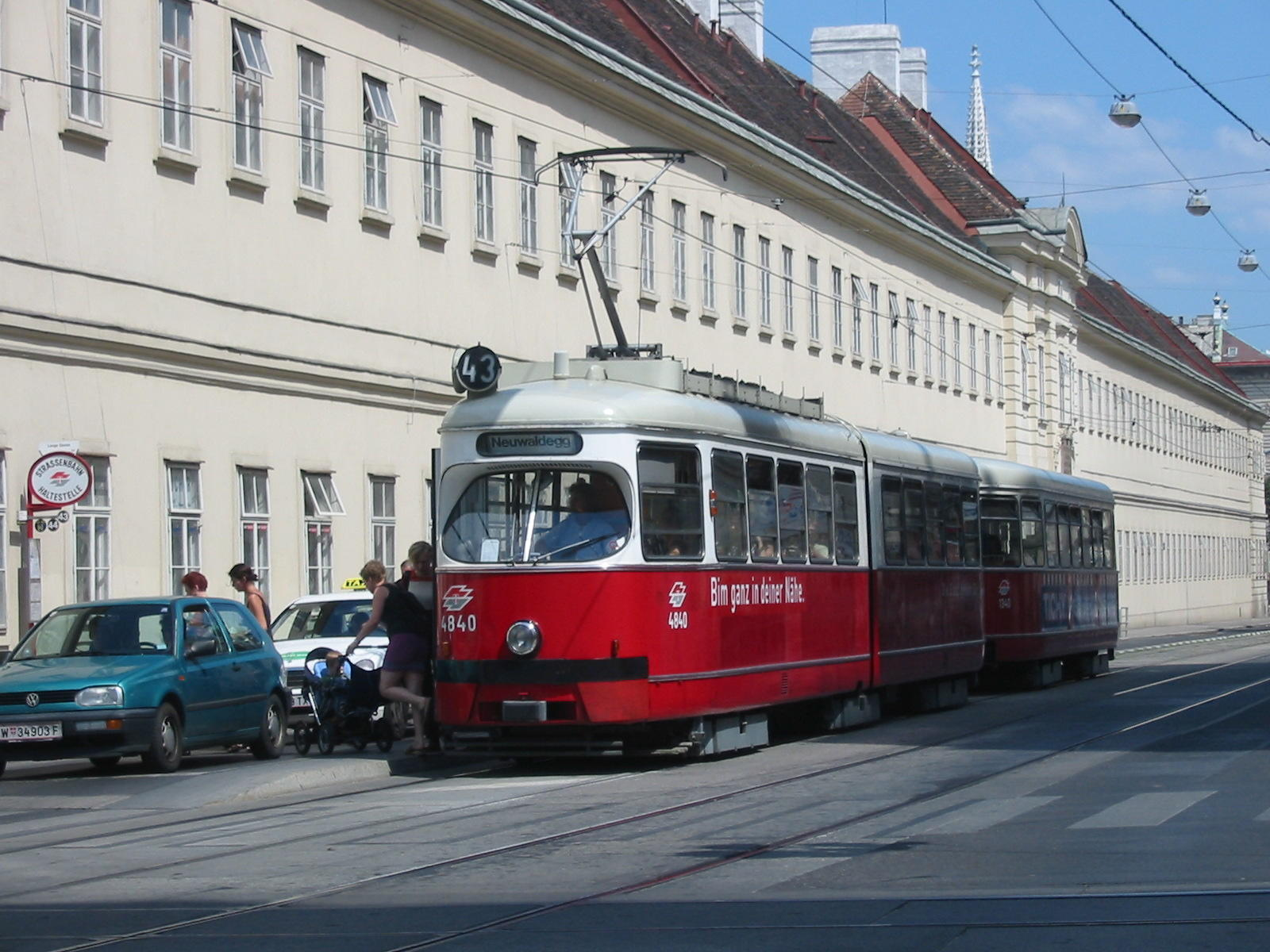 Buses and Trams