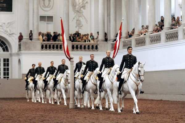 Spanish Riding School (Spanische Reitschule)