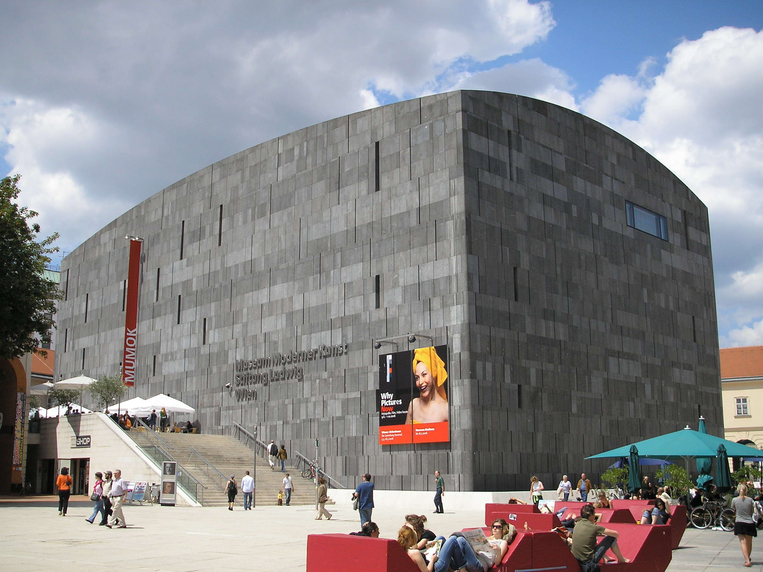 Mumok (Museum of Modern Art)