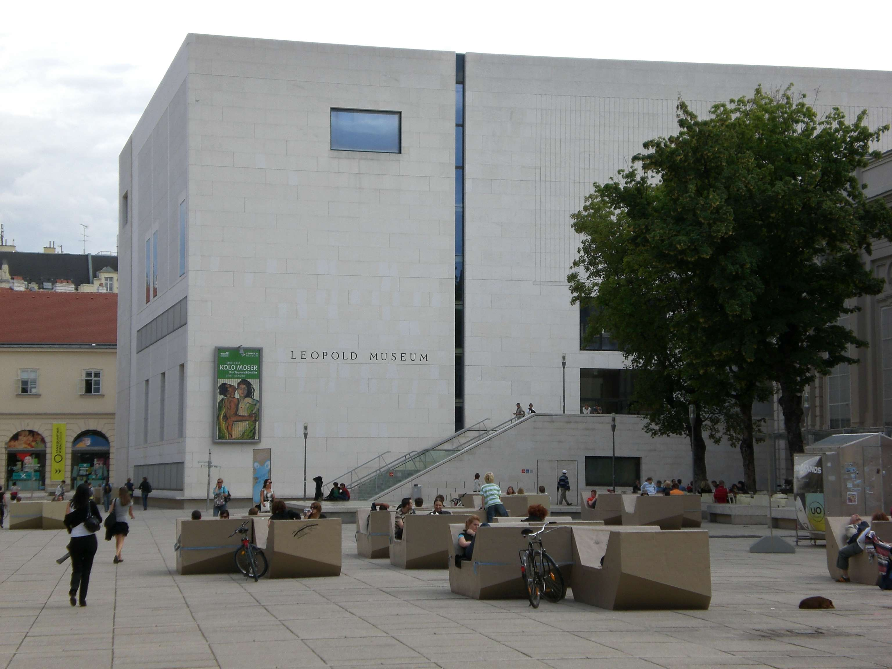 The Leopold Museum