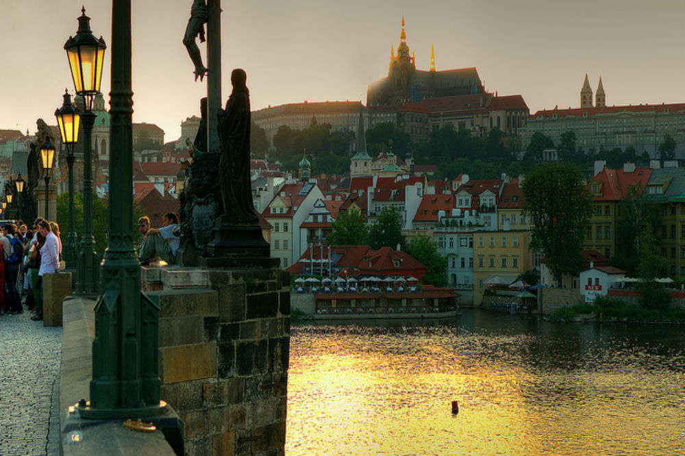 Top attractions in Prague