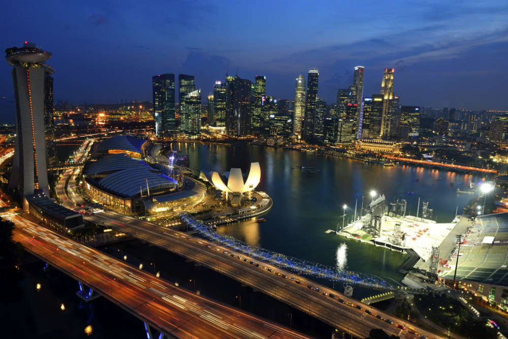 Specialised shopping malls in Singapore
