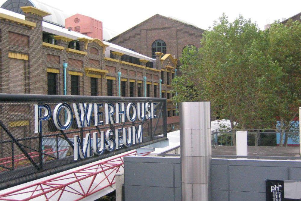 Sydney's gallery trail