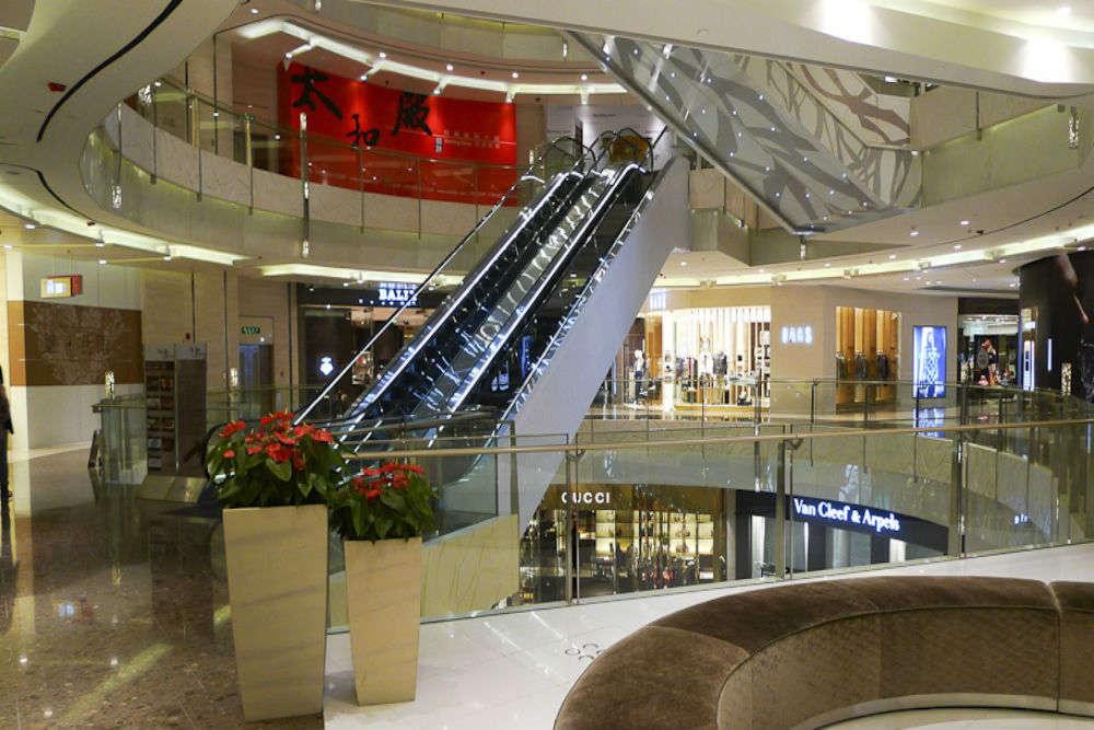 Shanghai's best shopping venues