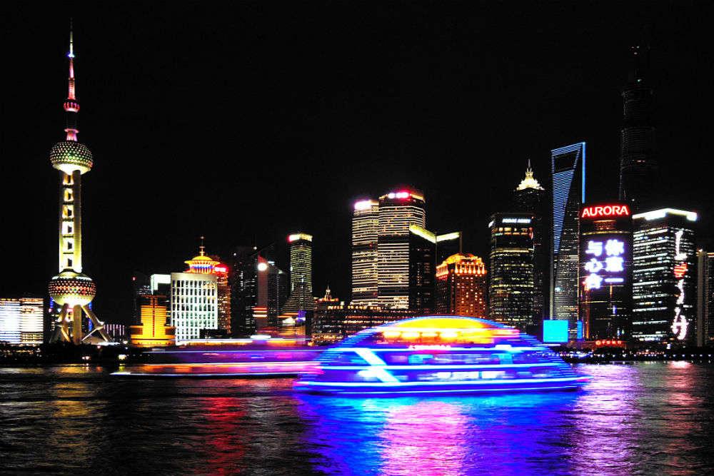 Shanghai at a glance