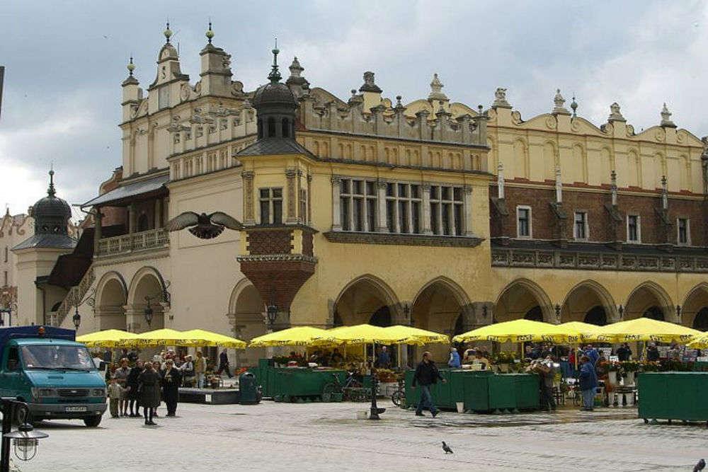 Krakow for the shopaholic
