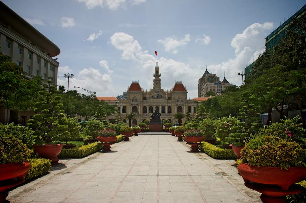 Ho Chi Minh attractions for the first-time visitor