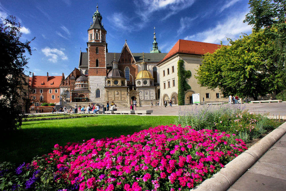 Top attractions in Krakow