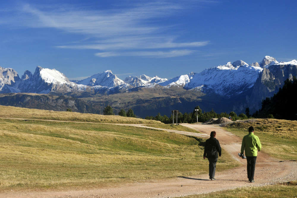 Climbing the Italian Dolomites