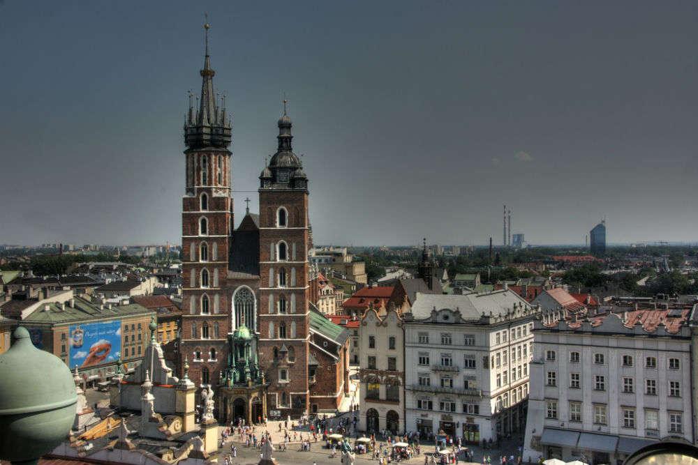 Krakow at a glance