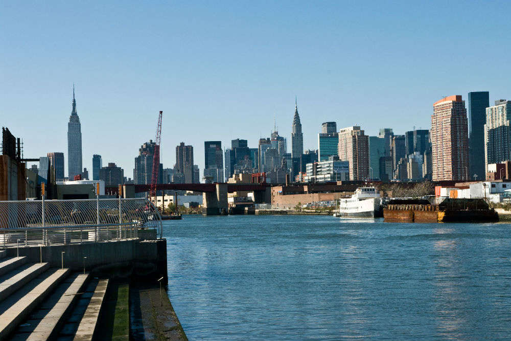 Newtown Creek Nature Walk