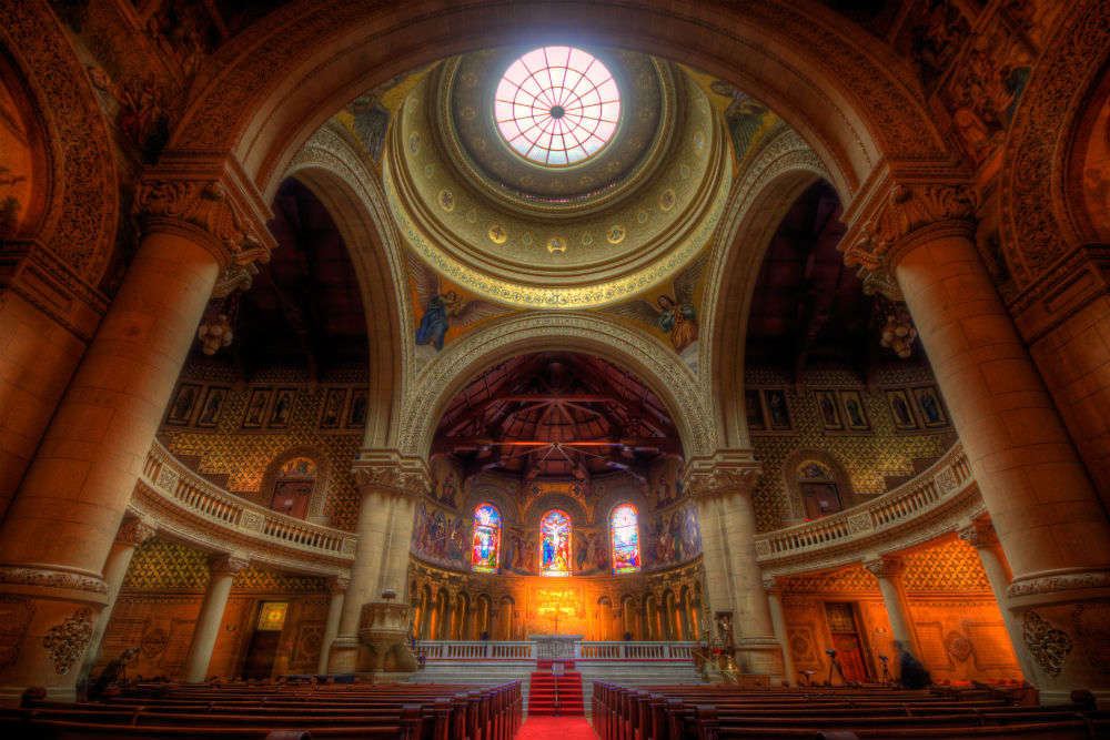 The top 10 sacred spaces in the world
