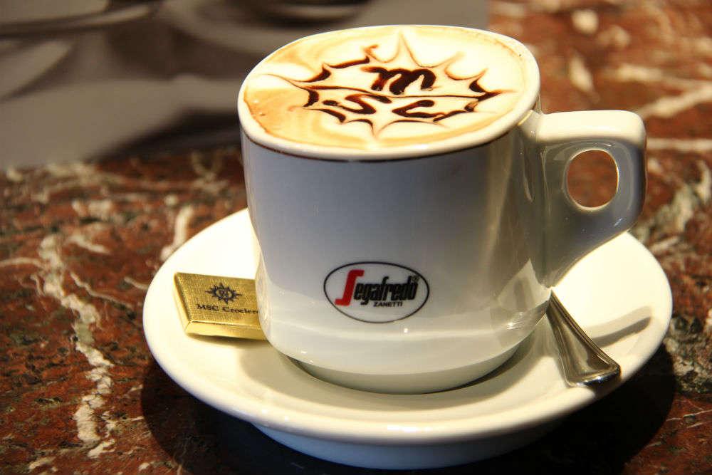Café culture in Miami
