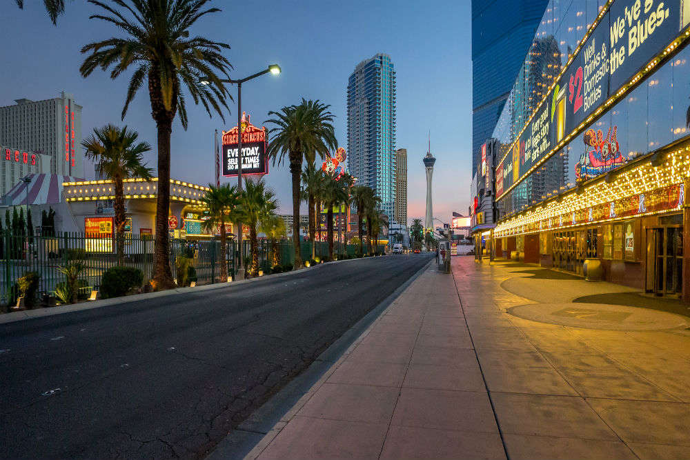Las Vegas attractions for the non-gambler