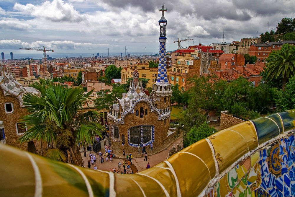 Barcelona at a glance