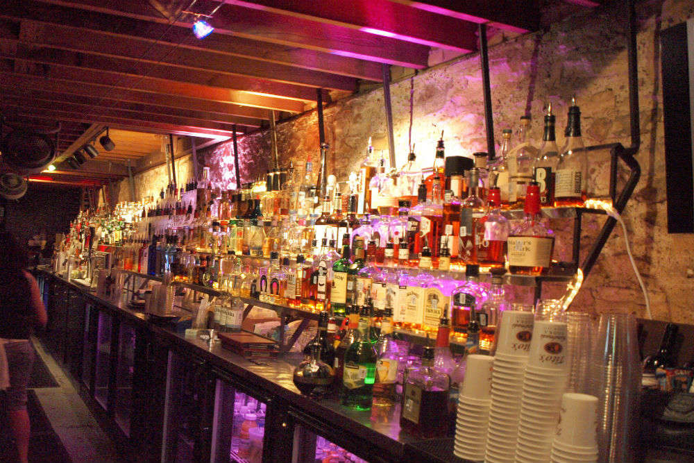 Austin nightlife for the young and restless