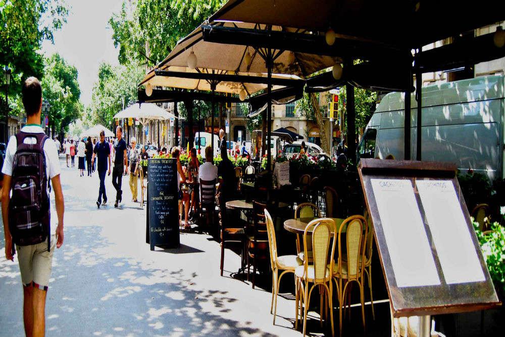 Barcelona restaurants for the hungry traveller