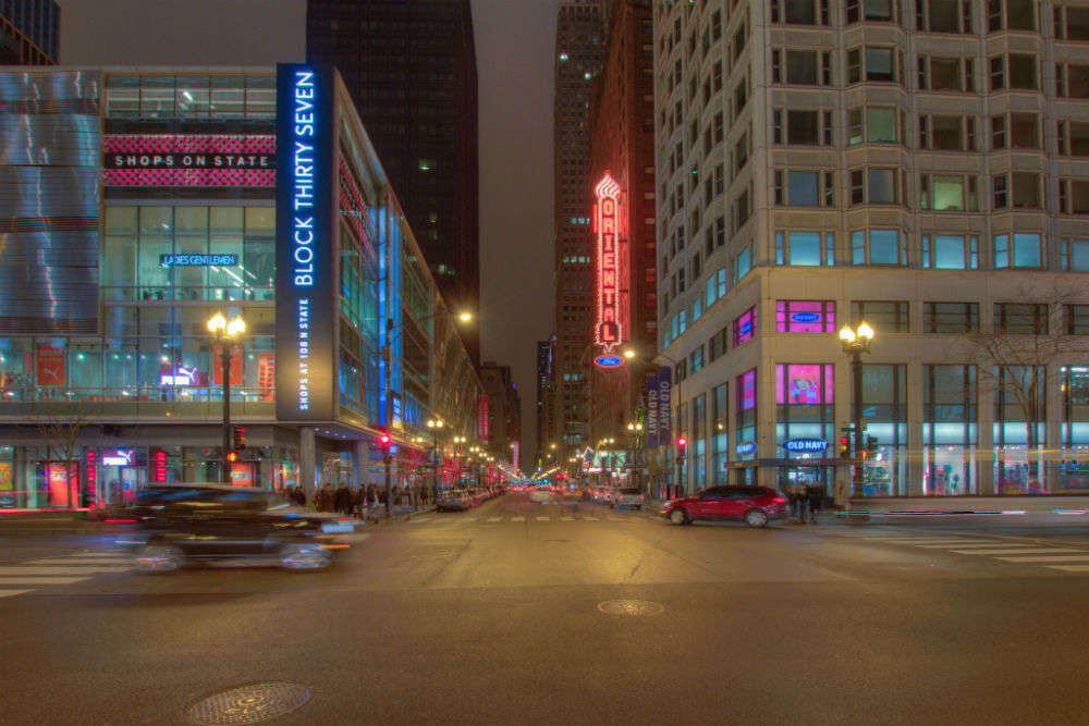 Chicago's most popular shopping hubs