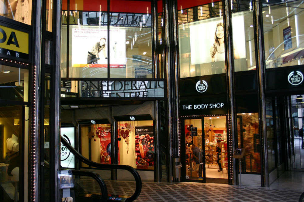 Geneva's most popular shopping hubs