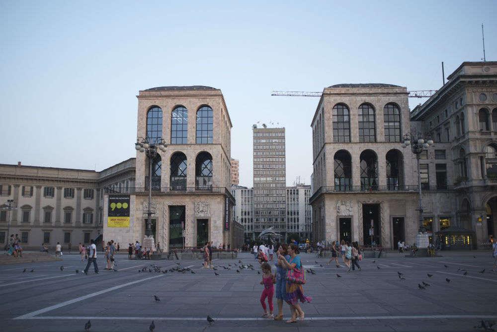 Milan at a glance