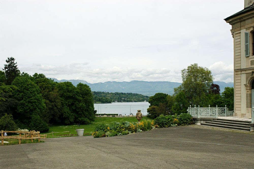 Appreciating the outdoors in Geneva