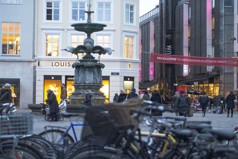 Copenhagen shopping for hopeless spendthrifts