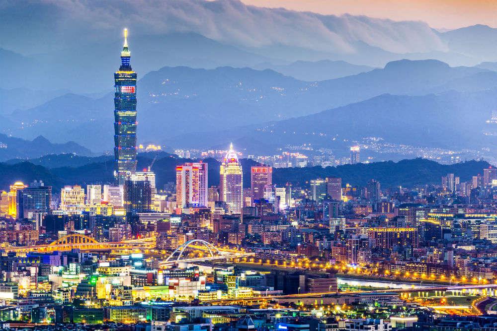 Taipei at a glance