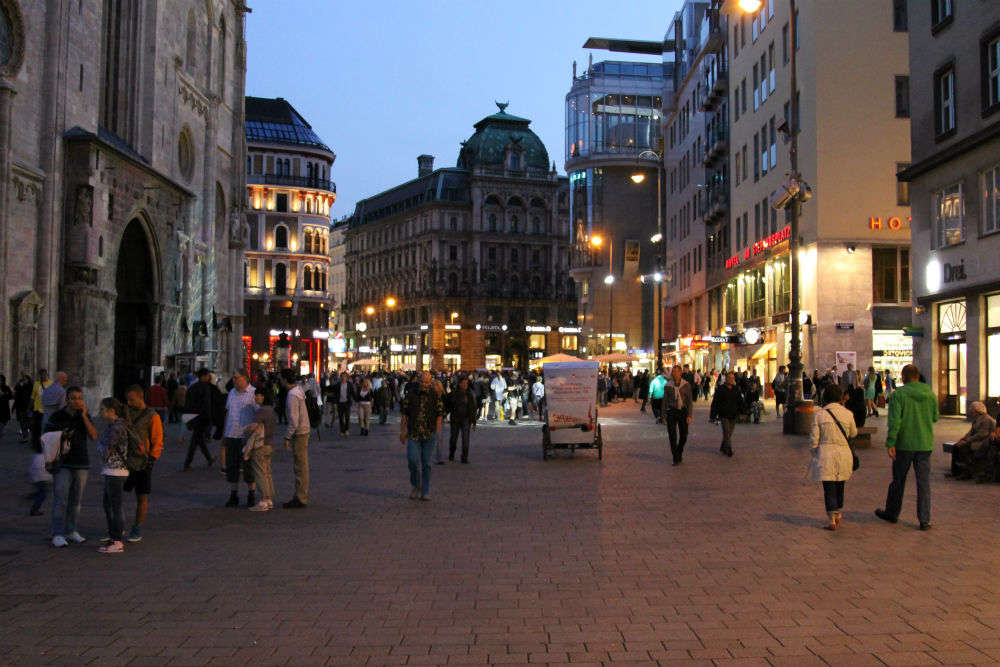Vienna at a glance