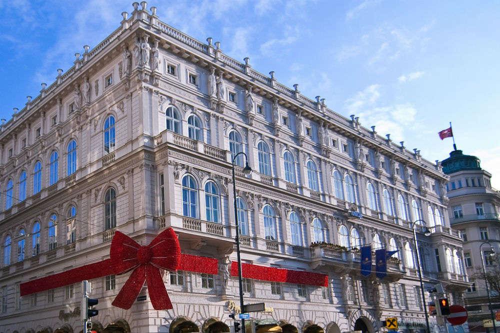 Shop till you drop in Vienna