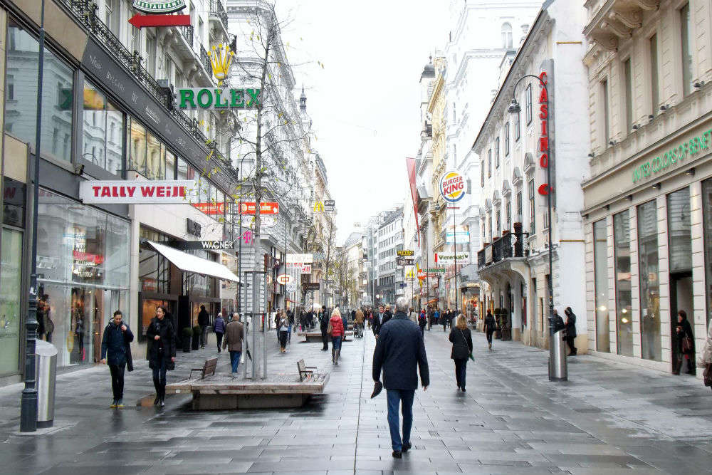 Vienna's most atmospheric shopping experiences