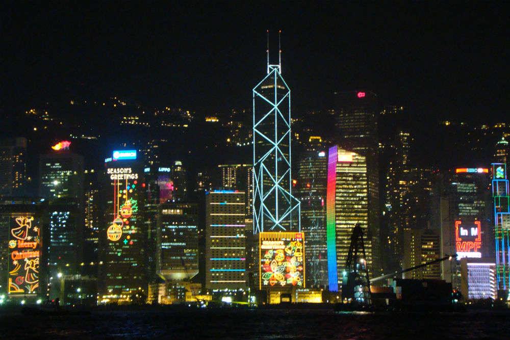 Hong Kong at a glance