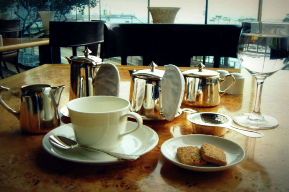 Hong Kong's most ambient cafes