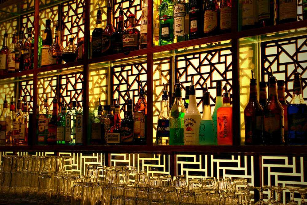 Hong Kong bars for a tipple or two