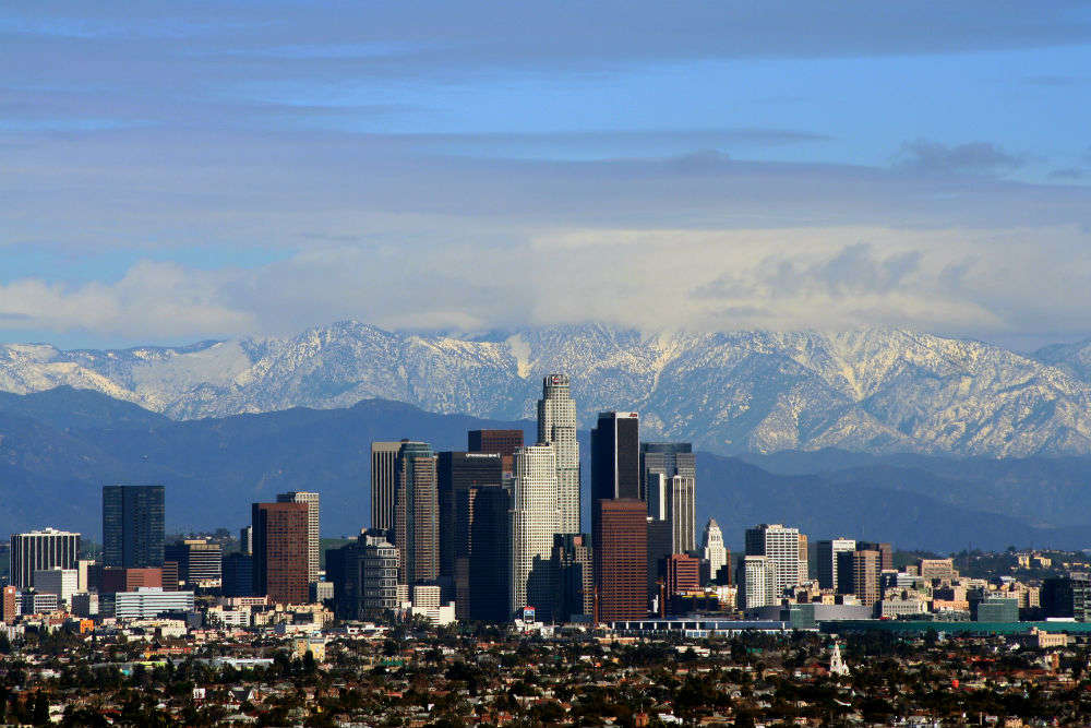 Los Angeles at a glance