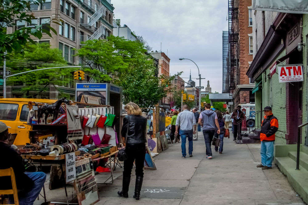 New York's most atmospheric shopping experiences