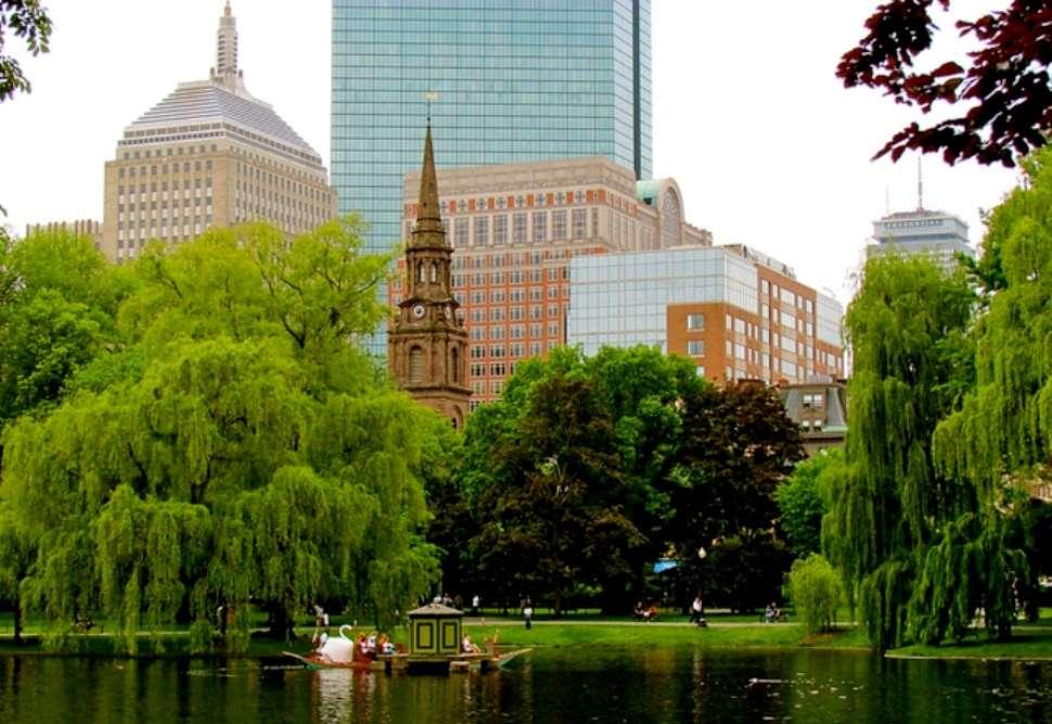 Boston's best mid range hotels